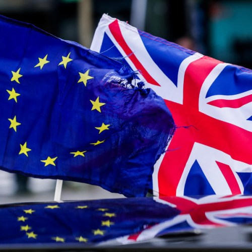 Britain, EU start penultimate round of Brexit talks before key deadline