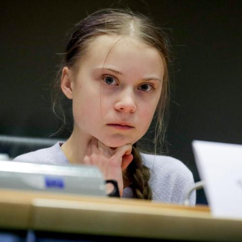 This pandemic is a children's rights issue too, says Greta Thunberg