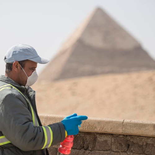 Egypt sets strict conditions for hotels to re-open amid Covid-19