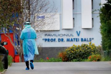 Romania's COVID-19 deaths hit record as intensive care beds run out