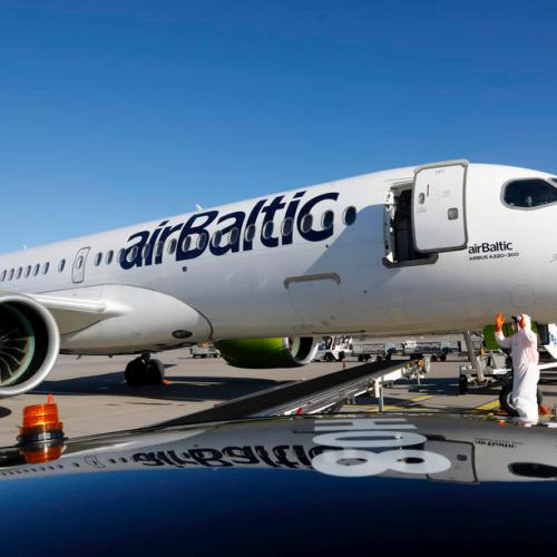 Latvia's government approves 250 million euros investment in airBaltic