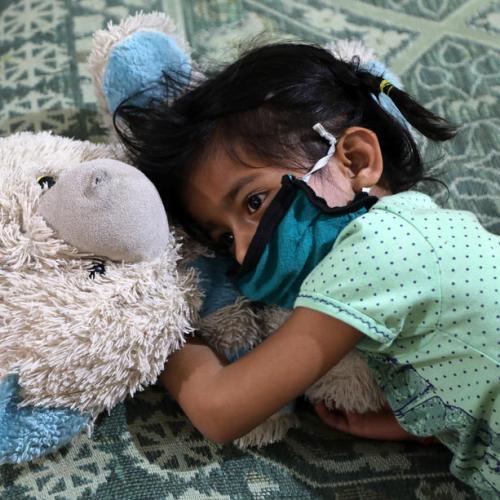 UNICEF issues dire report on coronavirus' deadly impact on children