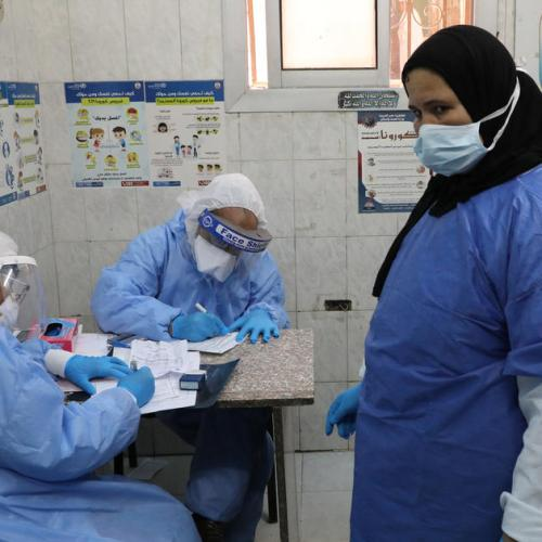 Egyptian medics arrested after complaining about Egypt's coronavirus response