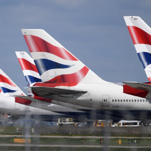 British Airways gets help from UK government funds, hopes to revive flights in July