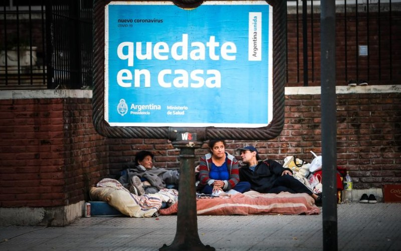Argentina reaches 1 million coronavirus cases