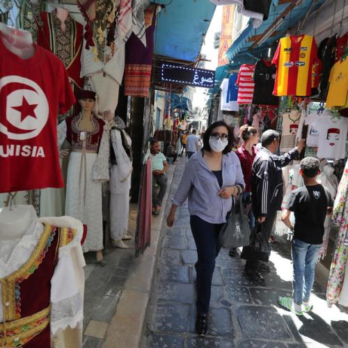 Tunisian economy expects steepest contraction in more than 60 years
