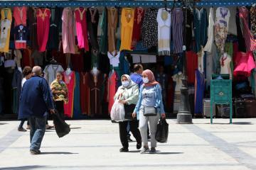Tunisia relaxes curfew as virus outbreak slows