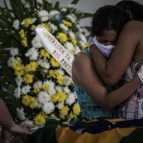 Brazil and Mexico report record surge in coronavirus cases
