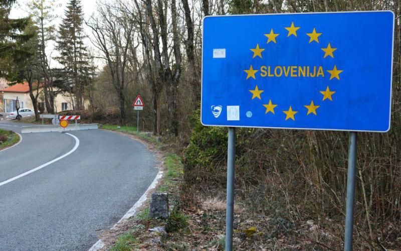 Slovenian border police get EU reinforcements ahead of possible migrant uptick