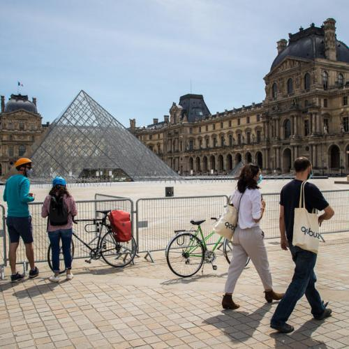 Louvre in Paris to re-open on July 6