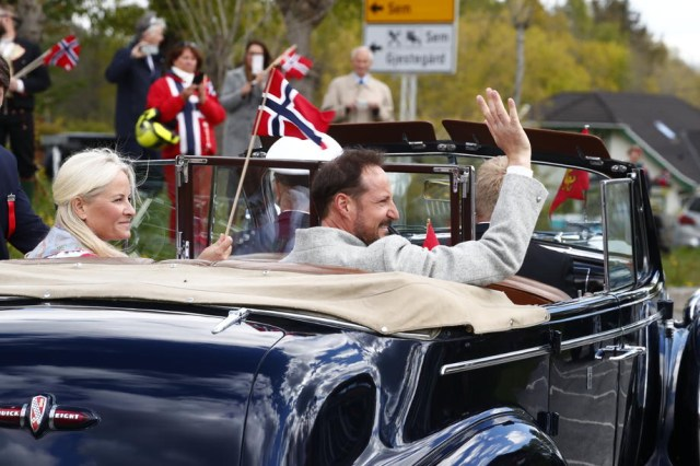 Constitution Day celebrations in Norway