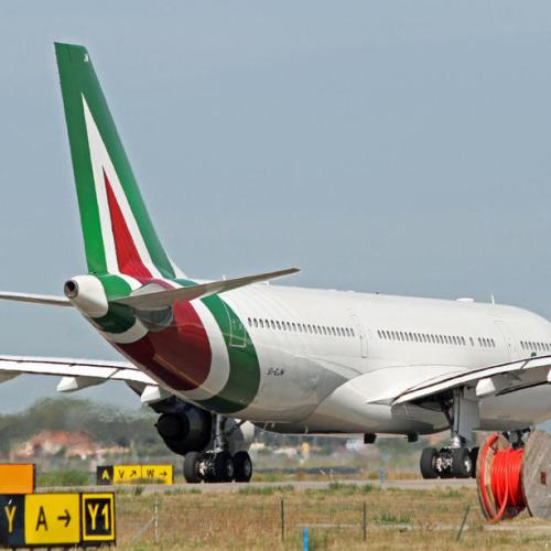 Furlough scheme for 6,800 Alitalia workers extended to Sept. 2021