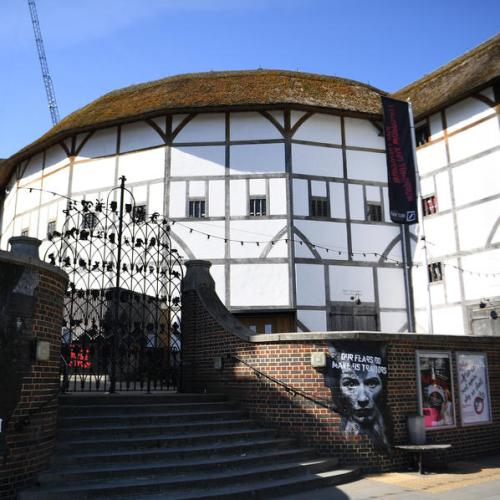 Photo story: Shakespeare's Globe facing bankruptcy