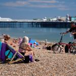 Britain's climate getting warmer, sunnier and wetter – Met Office