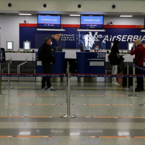 Serbia blocks flights from Montenegro