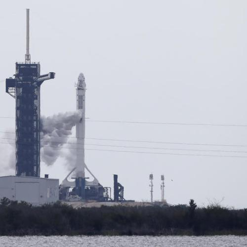 SpaceX launch – Take 2