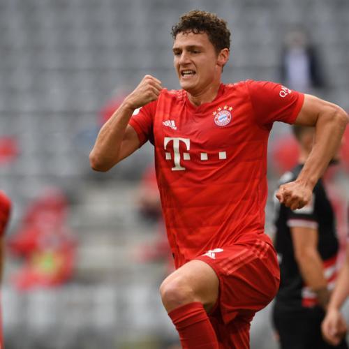 Bayern Munich edge closer to eight Bundesliga title