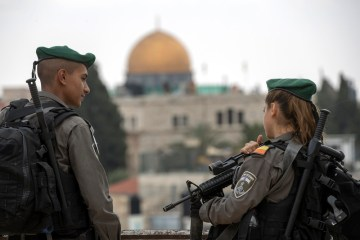 Israel captures last two escaped Palestinian militants, police say