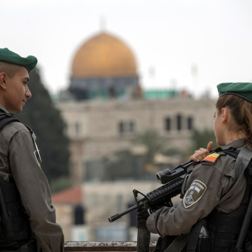 Palestinians ready to declare statehood along pre-1967 border
