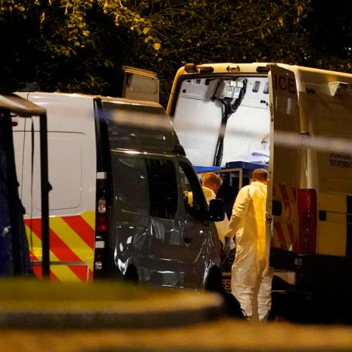 Three dead after multiple stabbings in major incident in Reading, UK