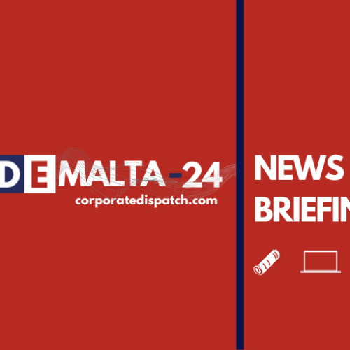Live Updates Malta-24 – News Briefing – Thursday 11th June 2020