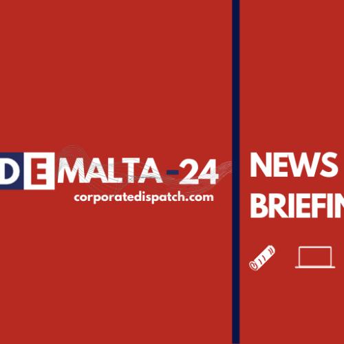 Live Updates Malta-24 – News Briefing – Saturday 13th June 2020