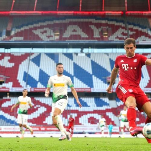 Bayern need one win to secure the Bundesliga title