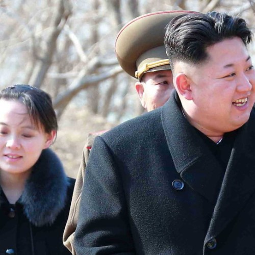 Kim Jong Un's sister threatens military action against South Korea
