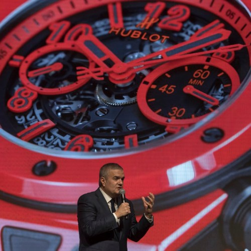Hublot CEO warns Swiss watch industry facing worst ever crisis