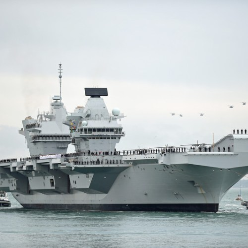 N.Korea criticises Britain for plan to deploy warships in Asia