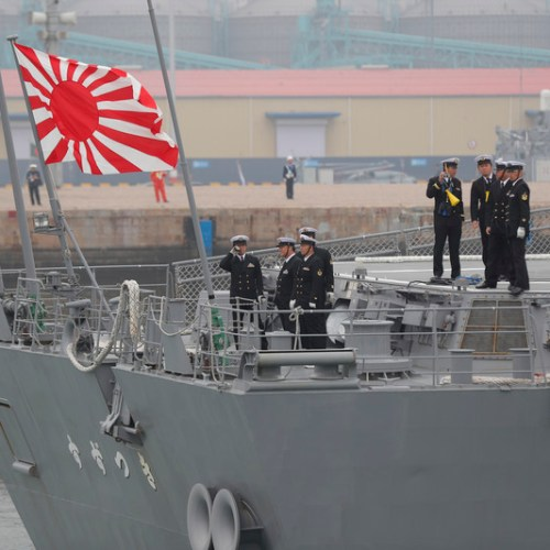 Japan to consider military strike capability