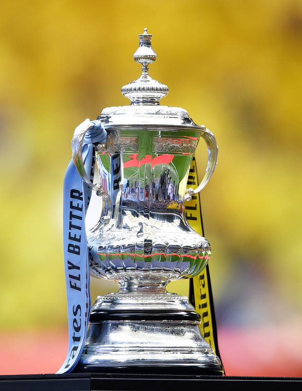 FA Cup Draws: Man Utd to host Liverpool in Round 4