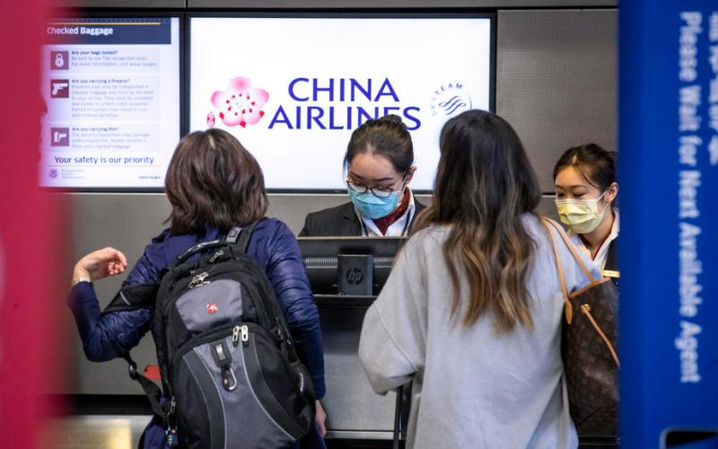 Taiwan to quarantine all pilots of largest airline amid COVID-19 outbreak