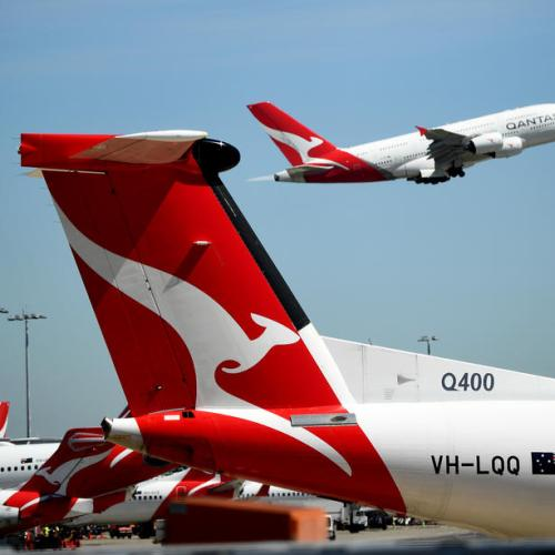 Qantas plans to 'ramp up' Australian flights