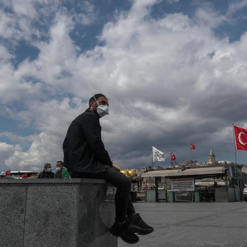 Turkey to ease daytime lockdown measures from today