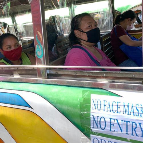 Manila eases lockdown