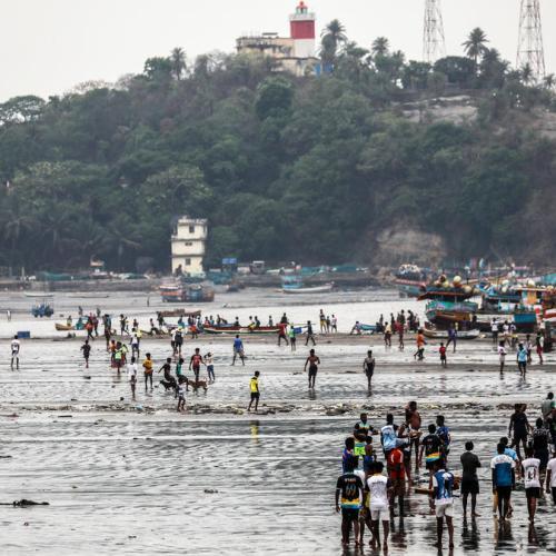 Mumbai braces for Cyclone Nisarga
