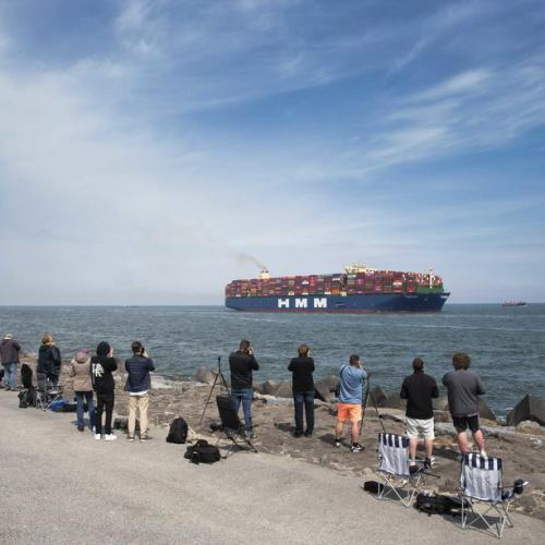 Ocean shipping shrinks as pandemic pummels retailers