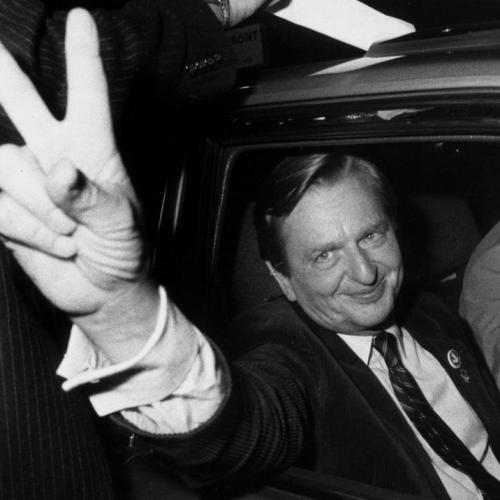 Sweden identifies man who killed PM Olof Palme in 1986