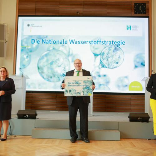 Germany reveals €9 billion green hydrogen strategy