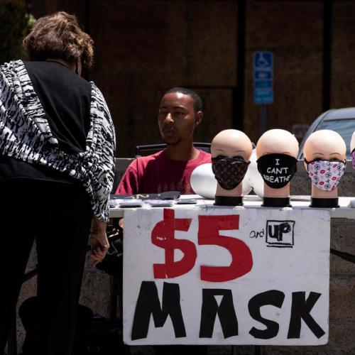 Mask mandate returns to Los Angeles as coronavirus cases rise