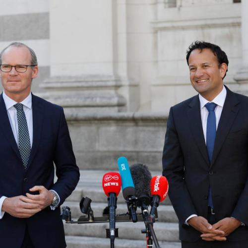 Parties in Ireland agree to form new coalition government