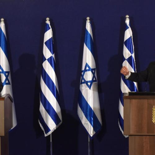 Greek PM wins tourism pledgefrom Israel