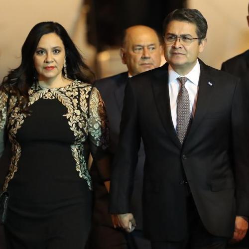 Honduras president hospitalized with pneumonia due to Covid-19
