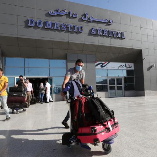 Egypt surpasses 50,000 confirmed coronavirus cases
