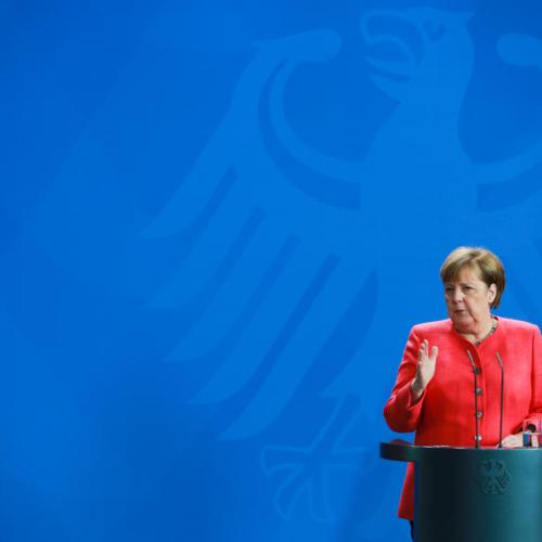 Angela Merkel warns against reckless behaviour
