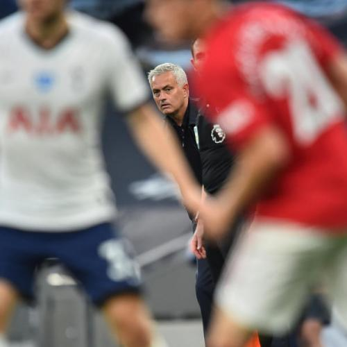 Fernandes penalty rescue point for Manchester United against Tottenham