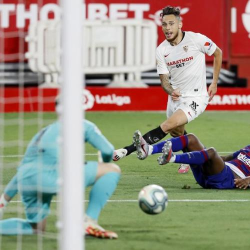Sevilla holds Barcelona in a 0 – 0 draw