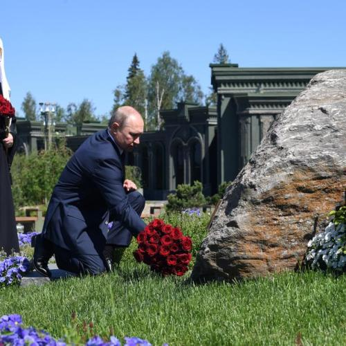 Photo Story: Russia marks Nazi Germany attack on the Soviet Union