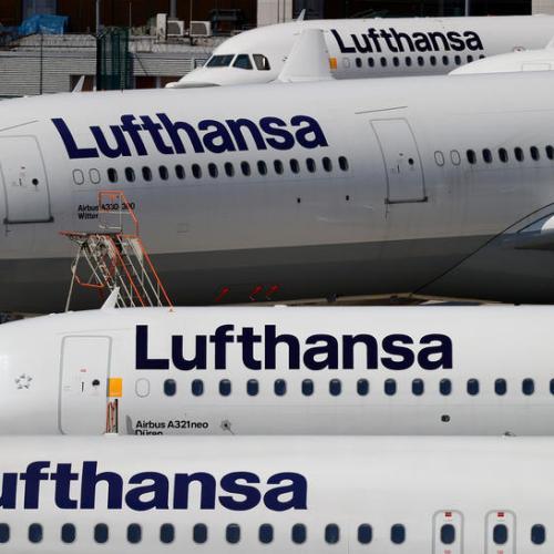 Lufthansa investors back $10 bln German government rescue